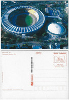 Brazil 2002 Postal Stationery Maracanã Football Stadium Soccer Unused - Cartas