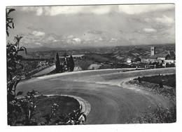 8904 - RECANATI MACERATA GIRONE CHIESA DI CASTELNUOVO 1950 CIRCA - Otras Ciudades