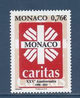 ⭐ Monaco - YT N° 2971 - Neuf Sans Charnière - 2015 ⭐ - Nuovi