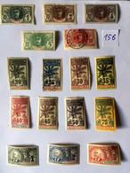 France Mauritanie N°1 à 16 1906 Neuf Et Oblitérés Avec Charnière Cote + 520 Euros - Non Classés