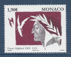 ⭐ Monaco - YT N° 2974 - Neuf Sans Charnière - 2015 ⭐ - Nuovi