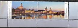 2014 Germany Deutschland  Mi. 3068-9  **MNH  Elbpanorama Dresden - Neufs