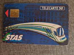 F199 - STAS TRAMWAY DE ST ÉTIENNE 50 GEM1 - 1991