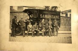 CARTE PHOTO.—GRANDS MAGASINS DE LA SAMARITAINE - Ohne Zuordnung