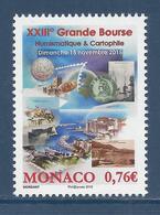 ⭐ Monaco - YT N° 2997 - Neuf Sans Charnière - 2015 ⭐ - Nuovi