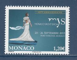 ⭐ Monaco - YT N° 2998 - Neuf Sans Charnière - 2015 ⭐ - Nuovi