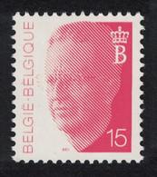Belgium King Baudouin 15Fr 1992 MNH SG#3111 - Nuovi