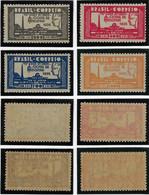 Brazil 1934 RHM-C-66/69 7th International Sample Fair In Rio De Janeiro Unused - Ungebraucht