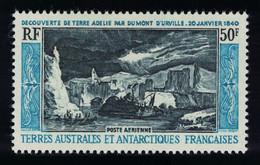 FSAT TAAF Landfall Of Dumont D'Urville 1965 MNH SG#38 MI#31 SC#C7 CV£140.- - Neufs