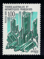FSAT TAAF Epidote Mineral 1999 MNH SG#393 MI#387 - Ongebruikt