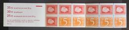 Nederland/Netherlands - Postzegelboekje Nr. PB14a Zegelverschuiving (postfris) - Booklets