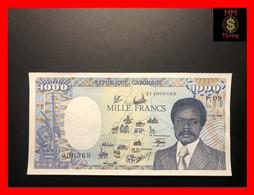 GABON  1.000 1000 Francs  1.1.1990   P.  10   UNC- - Gabon