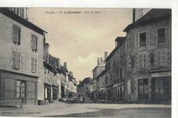 CPA   LUBERSAC  Rue St - Jean  N° 8 - Autres Communes