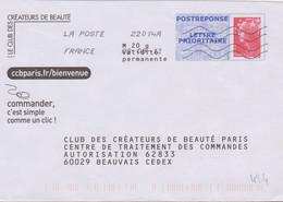 Postreponse Beaujard France Club Des Créateurs De Beauté Des Shampooings Pour Tous Maniatis 5 Produits Lot 10P230 - Prêts-à-poster: Réponse /Beaujard