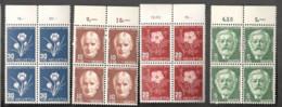 SWITZERLAND1945:Michel465-8mnh**block Of 4 Cat.Value22Euros($26) - Unused Stamps