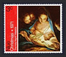 Niue Christmas 1971 MNH SG#161 - Niue