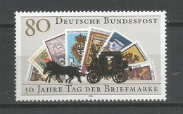 Timbre Allemagne Fédérale Neuf ** N 1128 - Nuovi