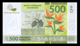 # # # French Pacific Territoies 500 Francs 2014 UNC # # # - Unclassified