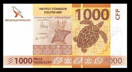 # # # French Pacific Territoies 1.000 Francs 2014 UNC # # # - Unclassified