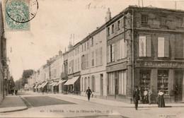 Saint Dizier Rue De L'Hôtel De Ville - Saint Dizier