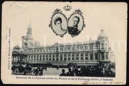 Postcard / ROYALTY / Belgium / Belgique / Prince Albert / Princesse Elisabeth / Prins Albert / Prinses / Oostende - Oostende