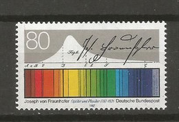 Timbre Allemagne Fédérale Neuf ** N 1145 - Nuovi