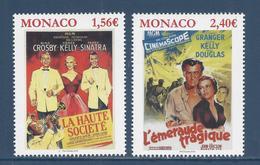 ⭐ Monaco - YT N° 3118 Et 3119 - Neuf Sans Charnière - 2018 ⭐ - Nuovi