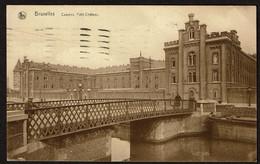 Bruxelles - Caserne Petit-Château - Circulée - Edit. Thill Série 20 N° 69 - 2 Scans - Bruxelles-ville
