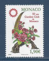 ⭐ Monaco - YT N° 3128 - Neuf Sans Charnière - 2018 ⭐ - Nuovi