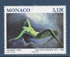 ⭐ Monaco - YT N° 3133 - Neuf Sans Charnière - 2018 ⭐ - Nuovi