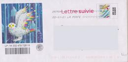 Prêt à Poster France Lettre Suivie Chouette Lot 47K/234823 - Prêts-à-poster:  Autres (1995-...)