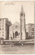 CORSE CPA  BASTIA - Eglise N-D De  Lourdes - Animation - Bastia