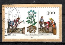 D+ Deutschland 1997 Mi 1946 Kartoffelanbau - Oblitérés