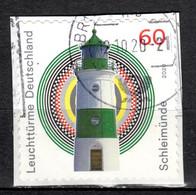 D+ Deutschland 2020 Mi 3555 Leuchtturm Schleimünde - Used Stamps