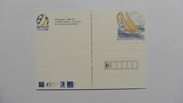 France > Entiers Postaux >carte Neuve Course Autour Du Monde  ,Bateau La Poste 1993 - Non Classés