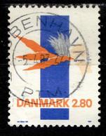 DK+ Dänemark 1987 Mi 889 Dekor - Usado