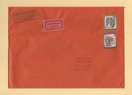Autriche - Klosterneuburg - Expres Destination France - 1971-80 Cartas
