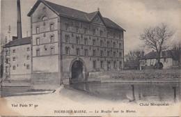 TOURS-sur-MARNE. Le Moulin Sur La Marne - Altri Comuni