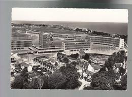 CP - 76 - En Avion Au Dessus De ...  Dieppe - Lycée Jehan Ango - Dieppe