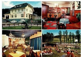 Carte Postale Hôtel-Restaurant Wisombrona - Wiesenbach (St-Vith) - Nels - Alberghi & Ristoranti
