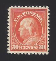 US #516 1917-19 Orange Red Unwmk Perf 11 MNH VF Scv $75 - Ungebraucht