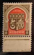 """ALGERIE 1947 - YT265** - Armoirie D'Oran - Variété """"Bavure Sur Sur Le Nom De La Ville D'ORAN Formant URAN"""" - Neufs"""
