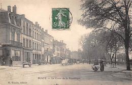 BLAYE - Le Cours De La République - Très Bon état - Blaye