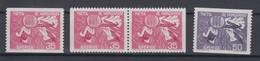 Sweden 1963 - Michel 504-505 MNH ** - Ongebruikt