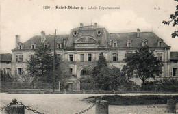 Saint Dizier Asile Départemental - Saint Dizier