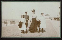 Photo 10,5 X 6 Cm - 1902 - Souvenir De Wenduyne - Voir Scans - Places