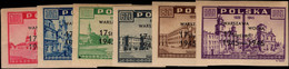 Poland 1946 Liberation Of Warsaw Unmounted Mint. - Unused Stamps