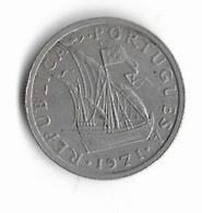 L-256  PORTUGAL=1971   2.50   ESCUDOS - Portugal
