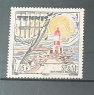 (stamps 7-3-2021) Saint Pierre & Saint Miquelon (SP&M) - 2 Mint Stamps - Neufs