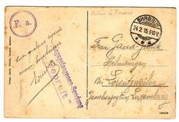 44300 - Camp D'OHRDRUF - Cartas